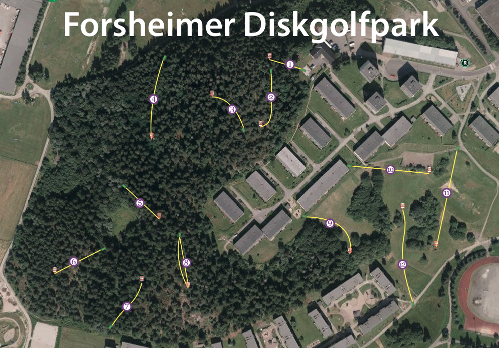 Forsheimer DiskGolfPark