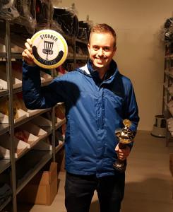 Fredrik Runsjø Stovner Mesterputter 2016